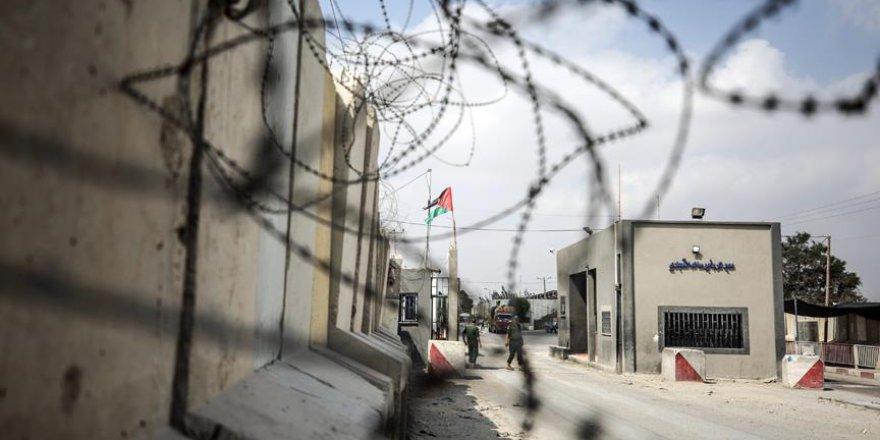 İsrail, Filistin'in tek ticaret kapısını 'bir şartla' açıyor