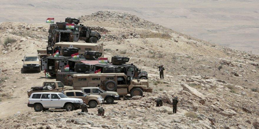 Irak Ordusu çekilince PKK Musul'a konuşlanmaya başladı