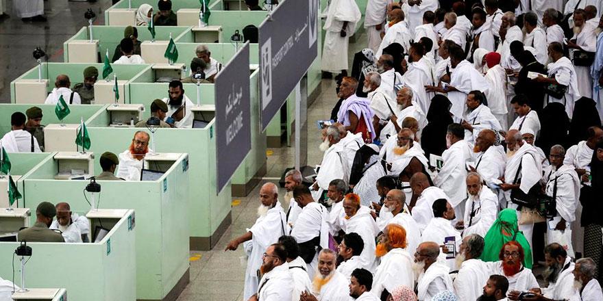 Mekke'de hacı adaylarına kolaylık sağlayacak pasaport projesi