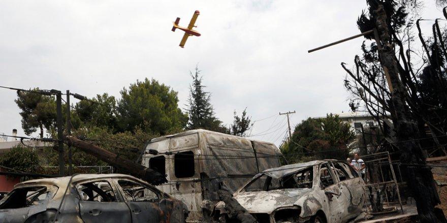 Kalifornia tarihinin en büyük yangını kontrol altında