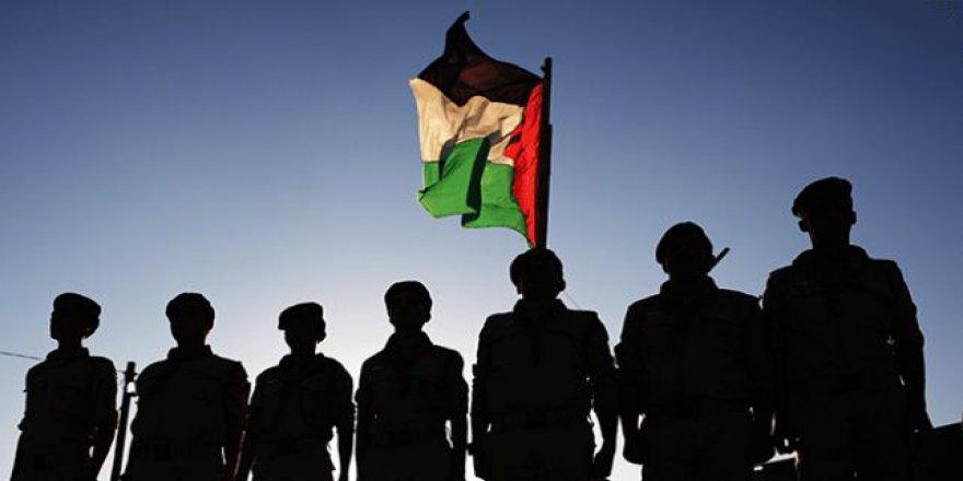 İsrail'den Gazze sınırındaki gösterilere müdahale