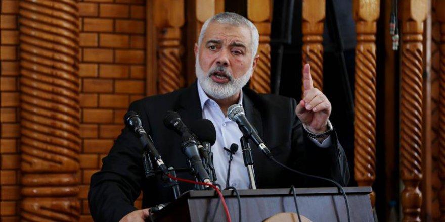 Hamas ile Mısır arasında kritik görüşme