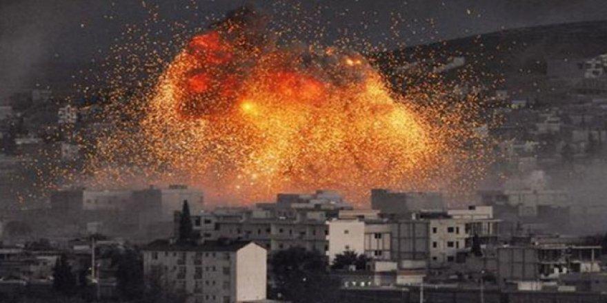 Merkel: 'Suriye'de insanlık dramı yaşanıyor'