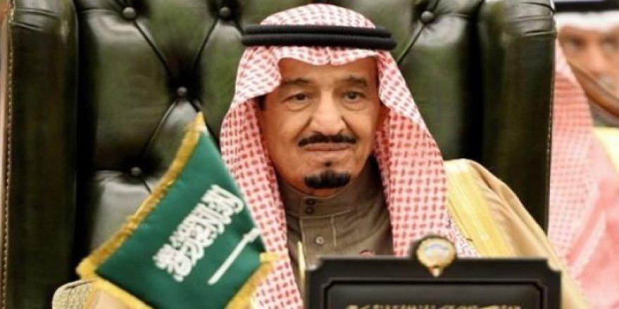 Suudi Arabistan Kralı Selman'dan Kaşıkçı cinayeti açıklaması