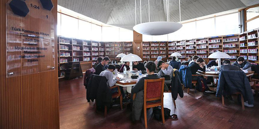 Halk kütüphaneleri 'cep'e taşındı