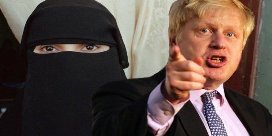 İngiltere'de Başbakan ile Bakan arasında 'peçe' polemiği