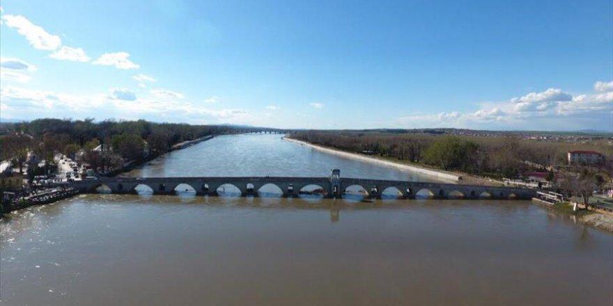 Edirne'nin tarihi köprüleri bir süre kapalı olacak