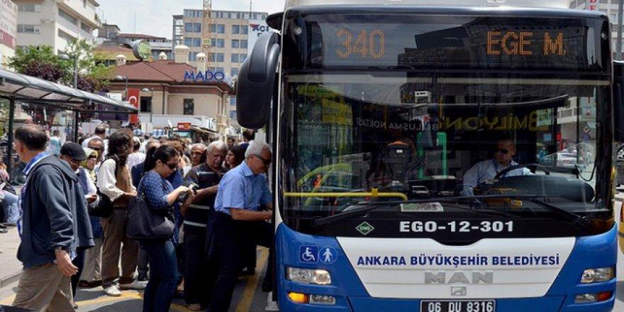 Ankara'da yaşlılara müjde
