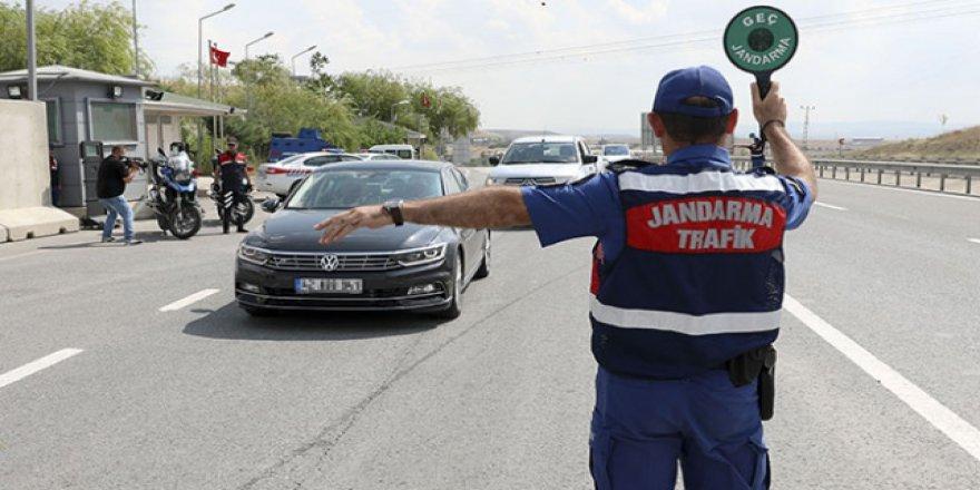 Kurban Bayramı öncesi trafik denetimleri başladı