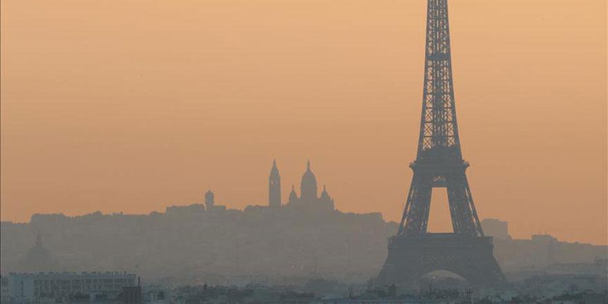 Paris'te yayalaştırma başlıyor