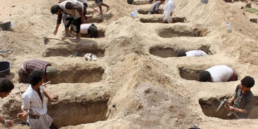 BM: Fransa, İngiltere, ABD, Suudi Arabistan, BAE ve İran Yemen'de suç ortakları