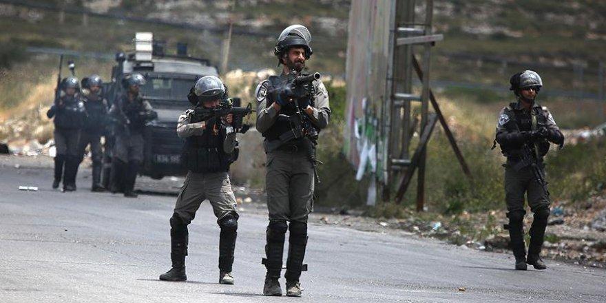 Batı Şeria ve Gazze'de 6 Filistinli yaralandı