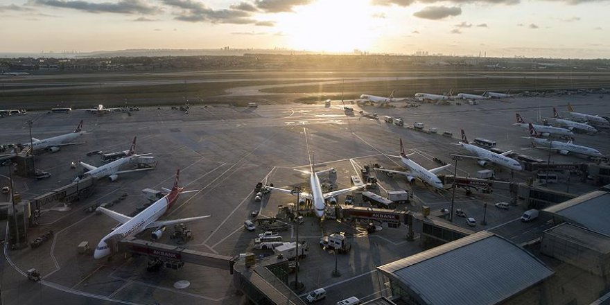 İstanbul Havalimanları dolup taşıyor