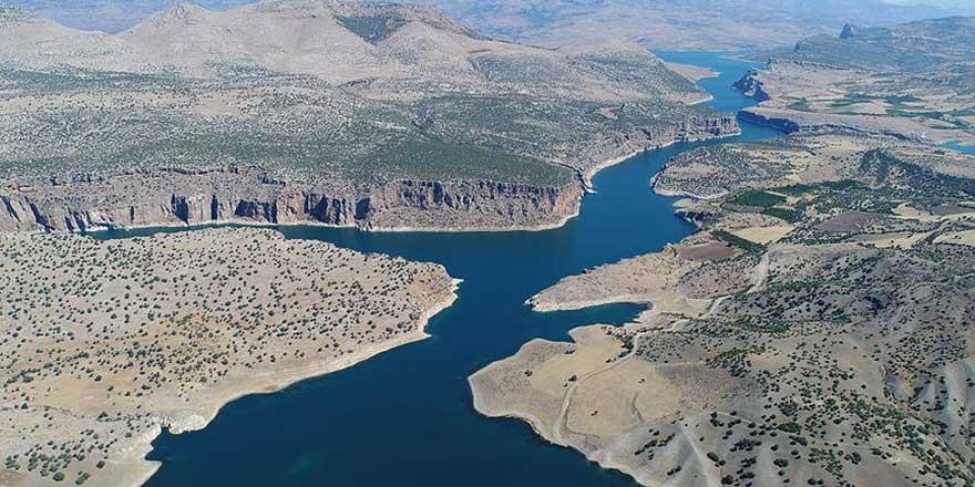 Fırat Nehri ile 3 ülke hayat buluyor
