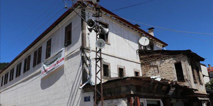 Tarihi 'Kiliseli Tüccar Hanı' eski günlerine kavuşacak