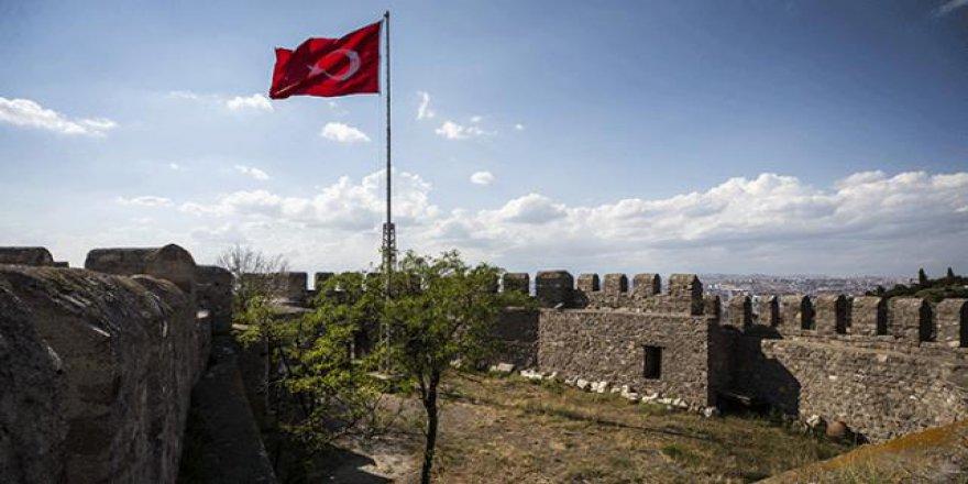Başkentin en önemli sembolü: Ankara Kalesi