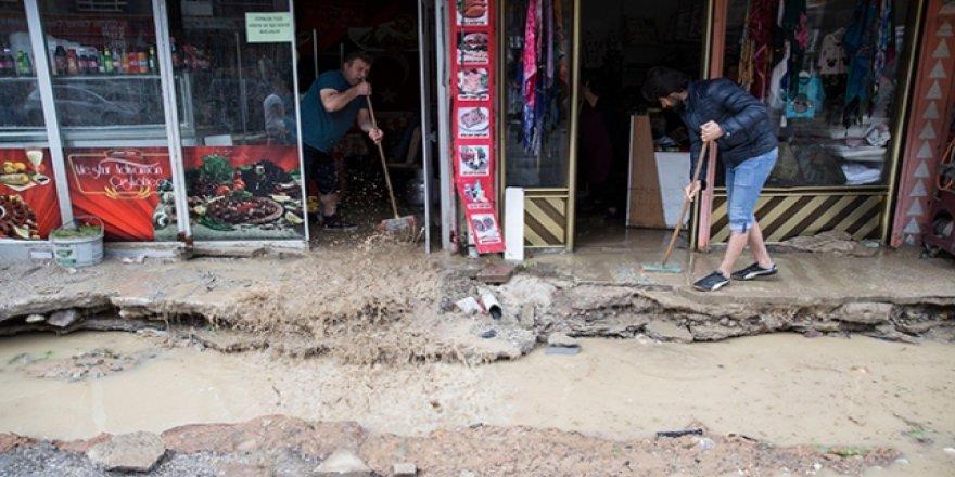 Ankara'da su baskınlarına karşı altyapı yenileniyor