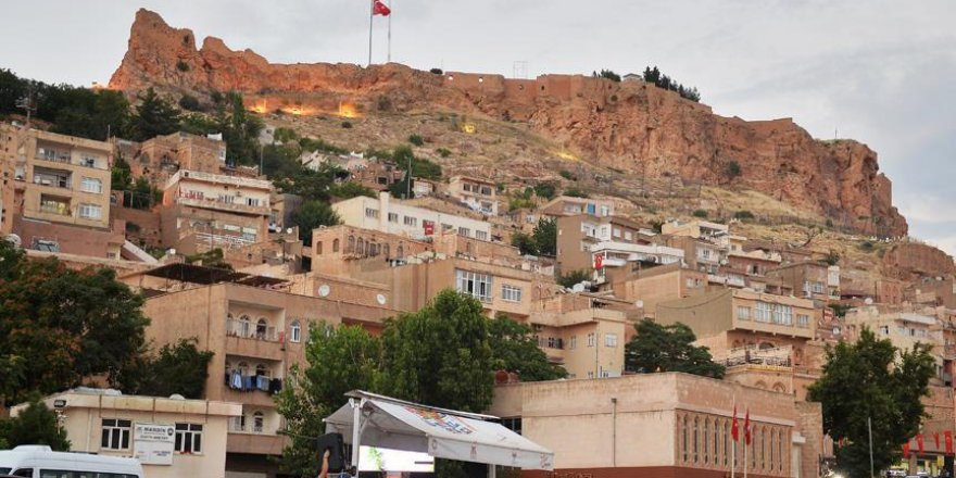 Mardin'in turist hedefi büyük