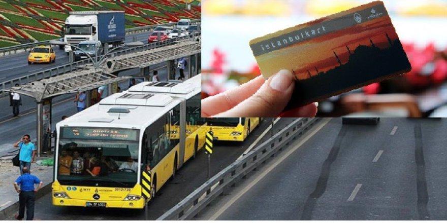 İstanbul'da bayramda otobüsler bedava mı?