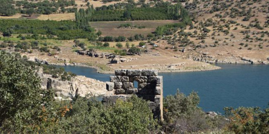 Adıyaman'da bulunan gözetleme kulesi 2 bin yaşında