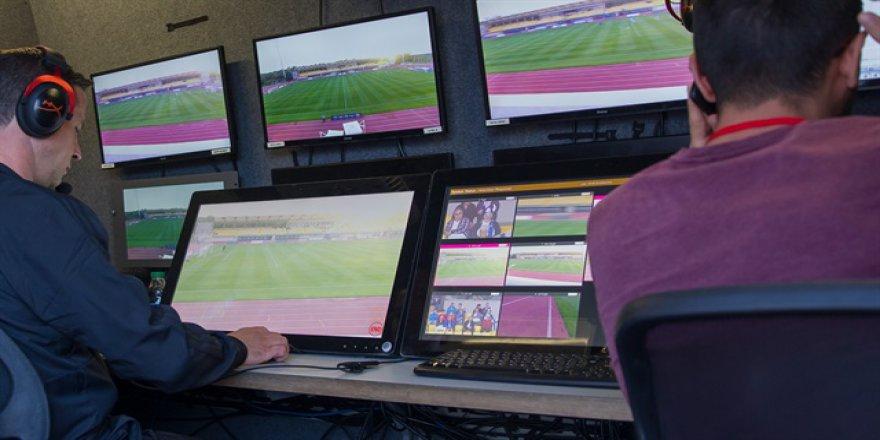 Türkiye Futbol Ligi'nde VAR sistemi değişiyor