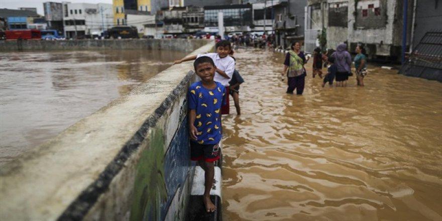 2050'de bir şehir sular altında kalacak