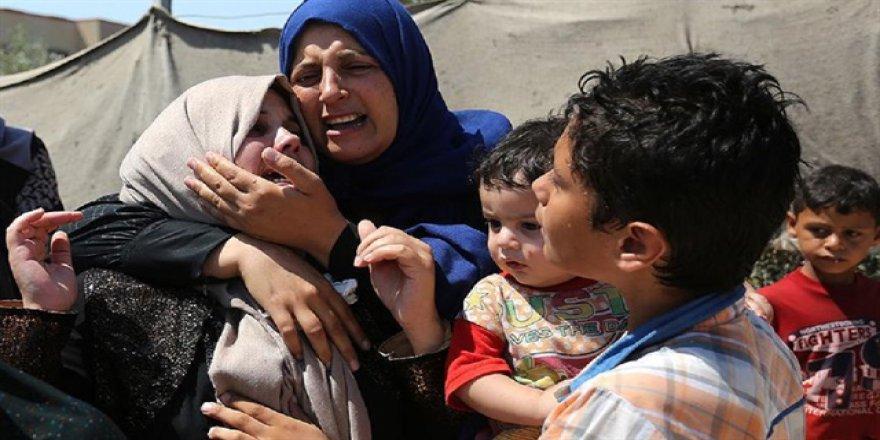 İşgalci İsrail 5 çocuk babasını şehit etti