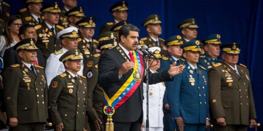 Maduro'ya yönelik suikast girişiminde soruşturmalar sürüyor