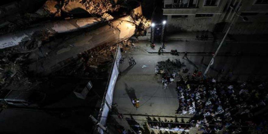 İşgalci İsrail'in gazetecilere eziyetini film yaptılar