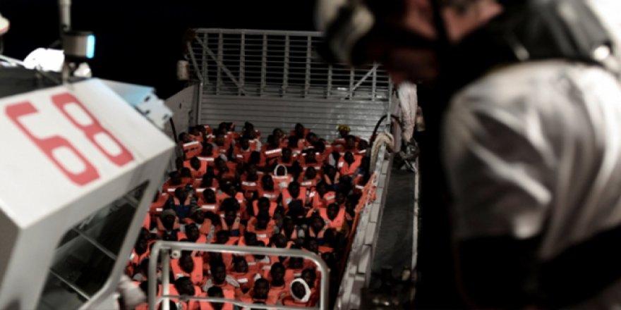 Avrupa'da krize yol açan 141 mülteciye yer bulundu