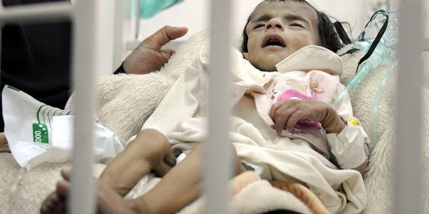 UNICEF açıkladı: 'Yemen'de çocuk ölümleri korkunç boyutlarda'