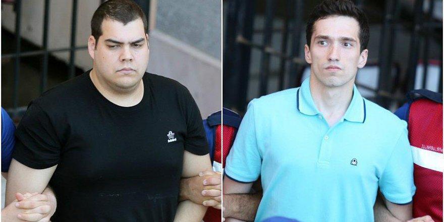 Yunanistan'da gündem tutuklu askerler