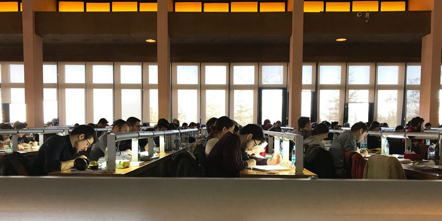 Türkiye'nin en büyük arşiv kütüphanesi: Milli Kütüphane