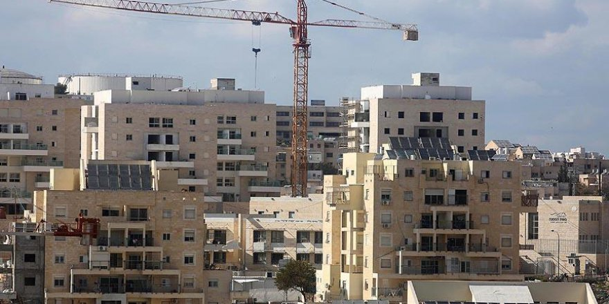 İsrail işgale 20 bin konut daha katacak
