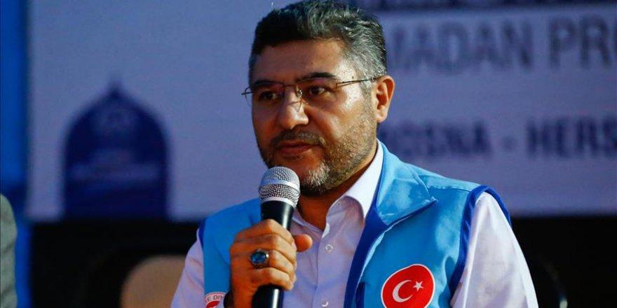 Türkiye Diyanet Vakfı 12 bin kurban kesti