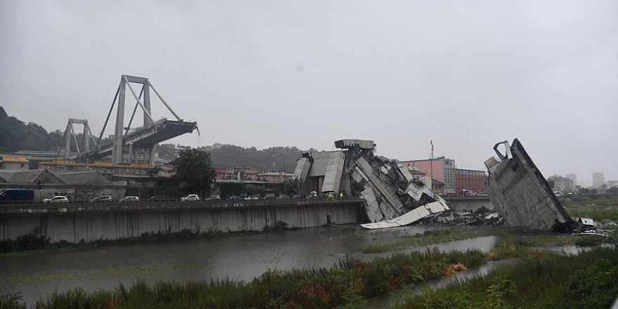 37 kişiye mezar olan köprünün tamamı yıkılacak