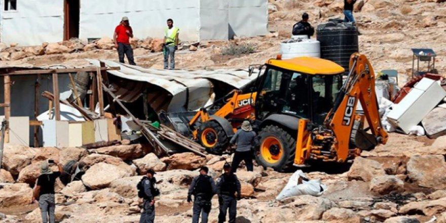 Filistin İsrail'i Uluslararası Ceza Mahkemesi'ne şikayet edecek