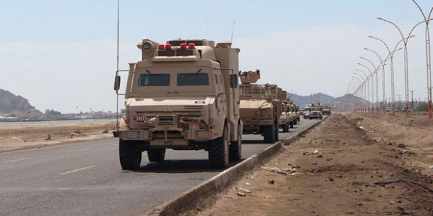 Yemen Ordusu'nun ilerleyişi sürüyor