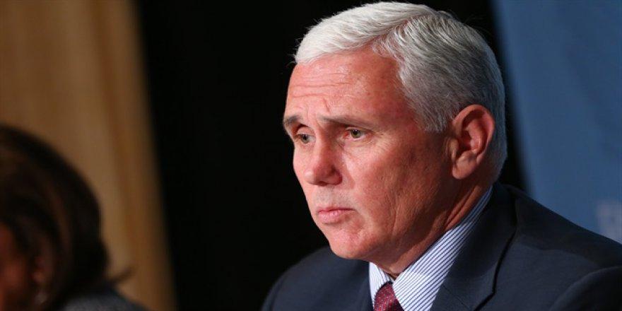 'Mike Pence bana yüzde yüz sadık'