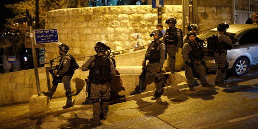 Filistin İsrail'in Mescid-i Aksa'yı açmasını istedi