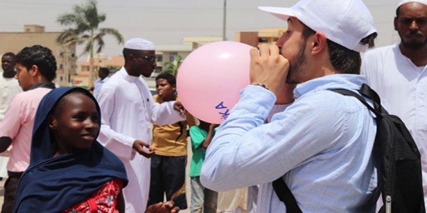 TİKA Sudan'da tecrübelerini paylaştı