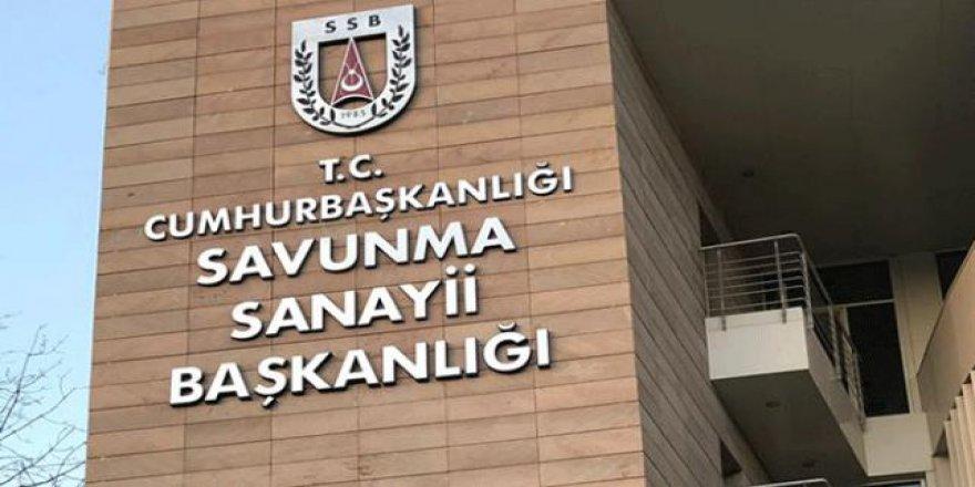 Savunma Sanayii Başkanlığı sözleşmeleri Türk Lirası'na çevirdi