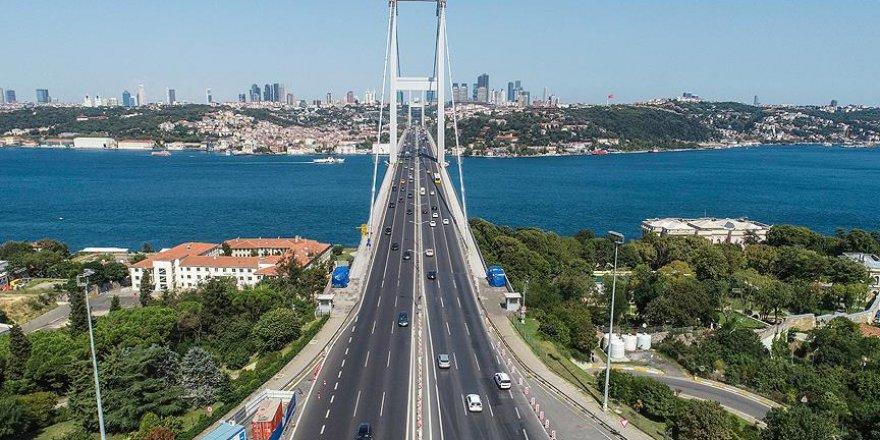 Bayram tatili başladı, İstanbul bomboş