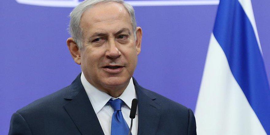 İsrail ABD'den memnuniyetini dile getirdi