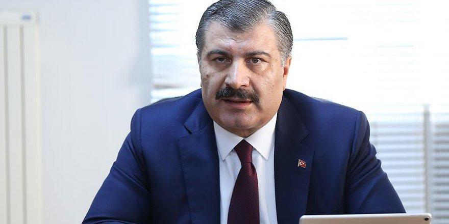 Sağlık Bakanı Koca; 'Tıbbi cihazlarda dışa bağımlılığı azaltacağız'