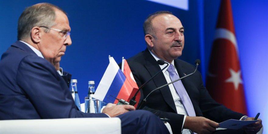 Rusya ile Türkiye arasında Suriye toplantısı gerçekleşecek