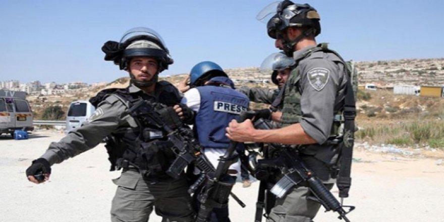 İsrail, Filistinli gazeteciyi serbest bıraktı