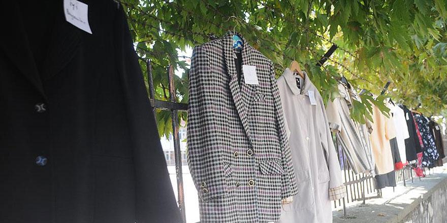 Allah razı olsun: 'Askıda bayramlık giysiler' şaşırttı