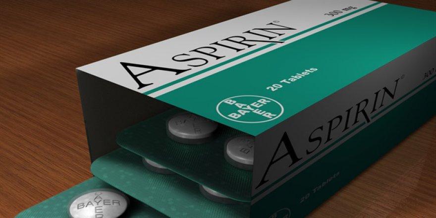 Kovid-19 tedavisinde 'Hekime başvurmadan aspirin kullanmayın' uyarısı