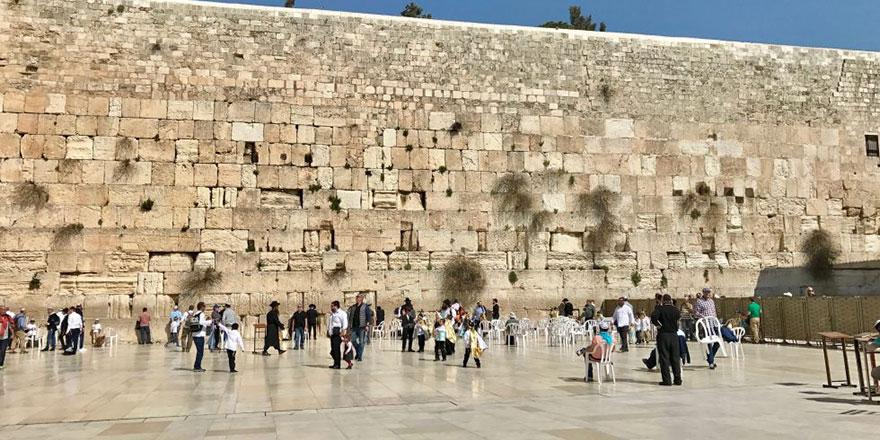 Yahudilerin ağladığı duvar sadece Müslümanlara ait fetvası
